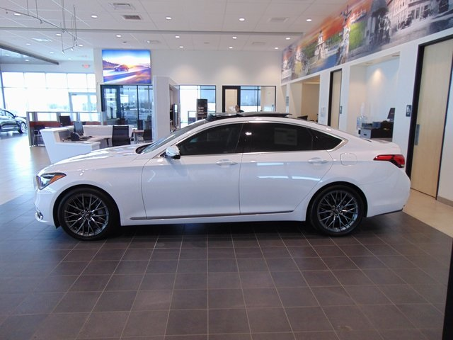 Houston Genesis Dealers